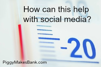 How Temperature Can Help With Social Media