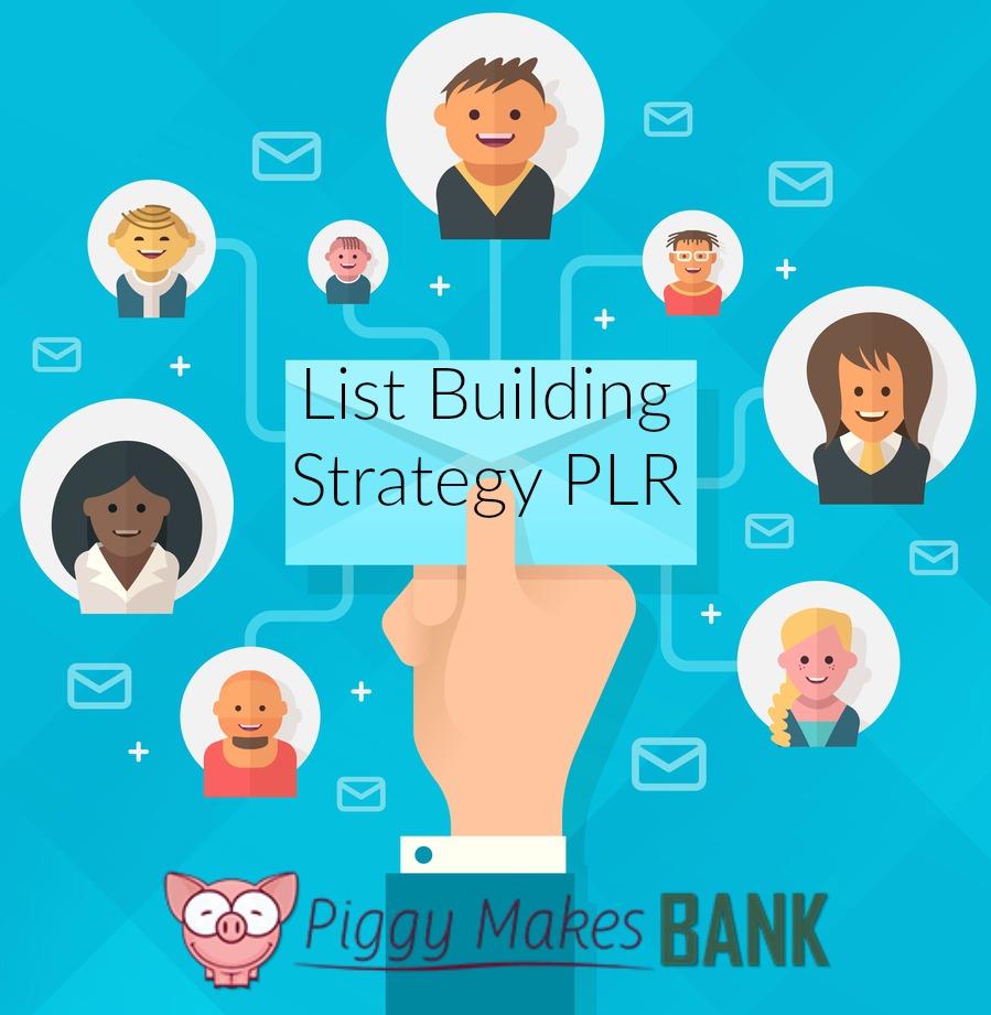 list building plr