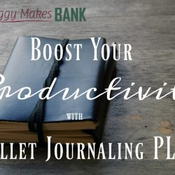 bullet journal plr