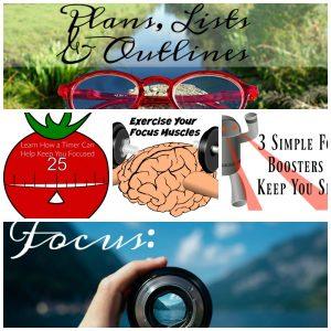 focus collage