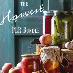 preserving food plr