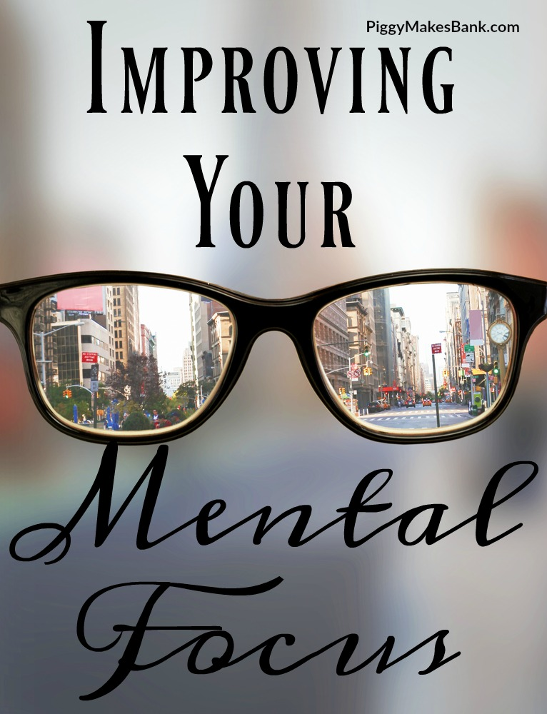 Improving Mental Focus PLR