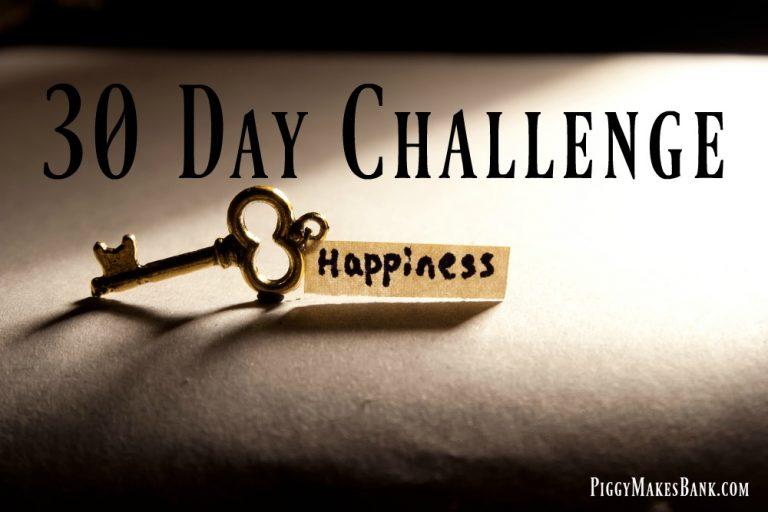 30 Days To Happiness Challenge Dfy Content Prewritten