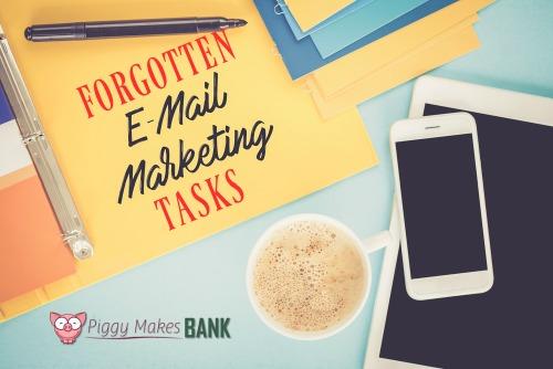 Forgotten Email Marketing