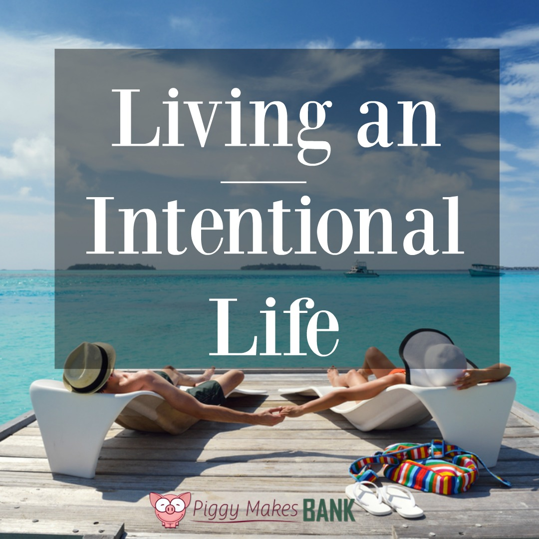 Workbooks workbook live : Living An Intentional Life PLR - Piggy Makes Bank