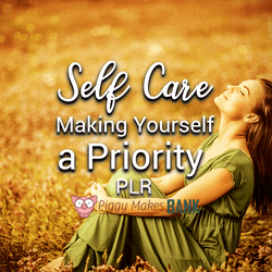 Self-Care Making Yourself a Priority