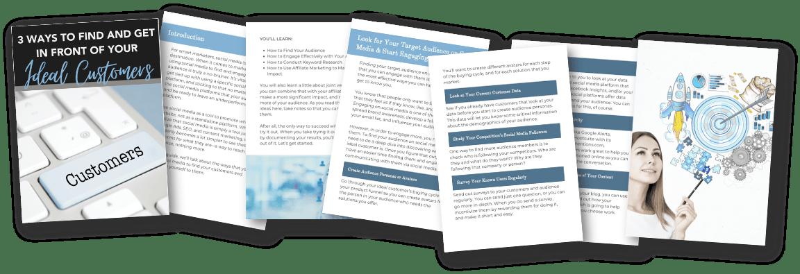 Ideal Customers Ebook