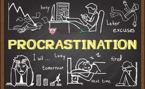 overwhelm procrastination
