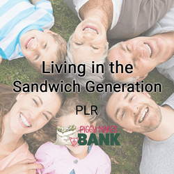 living in the sandwich generation